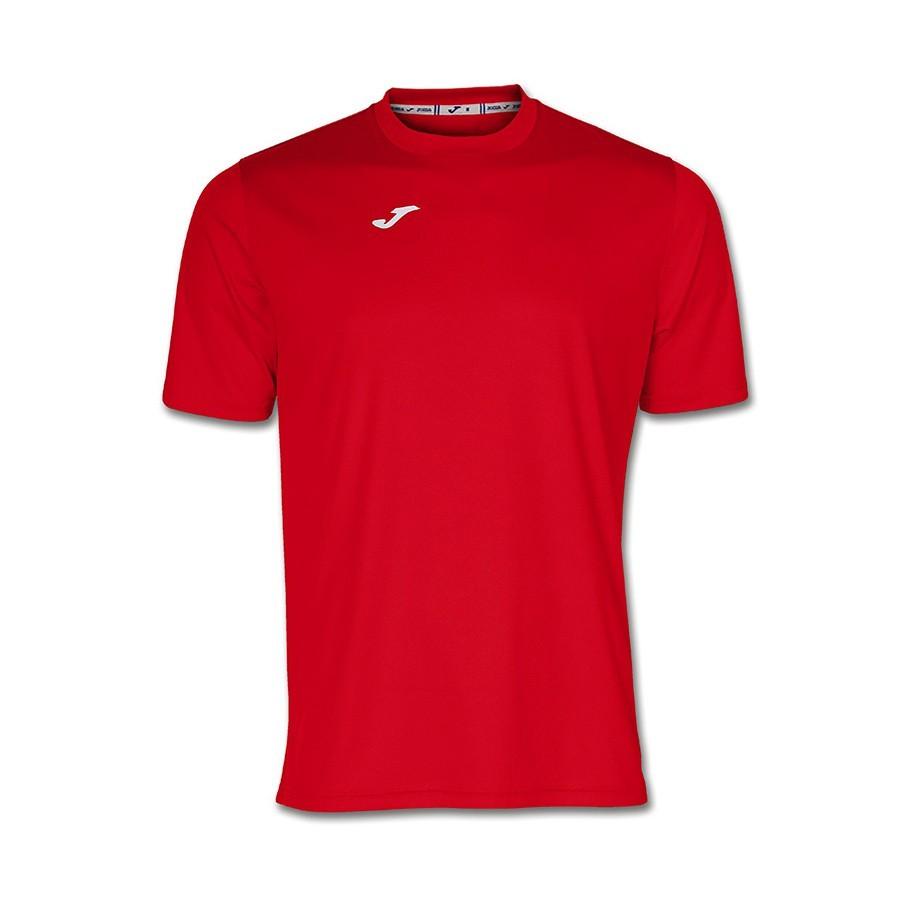 01b3edb48e Jersey Joma Combi SS Red - Football store Fútbol Emotion