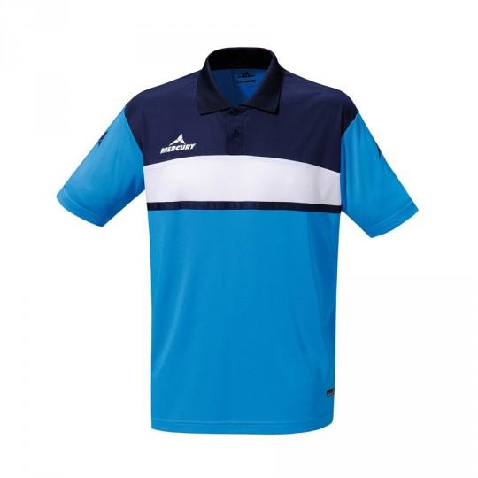 Polo  Mercury Suecia Azul