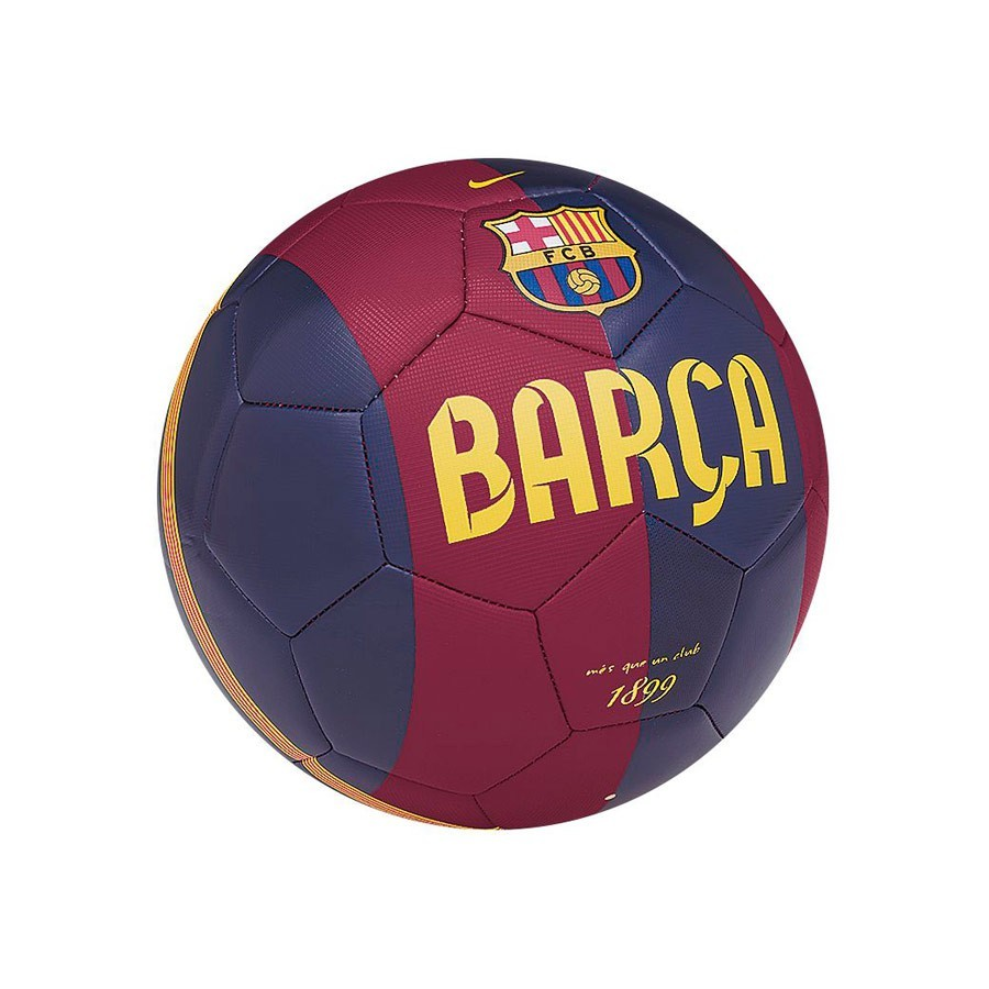 Ball Nike FC Barcelona Prestige Team Red-Navy Blue - Soloporteros es ... b0bc71bb2f64d