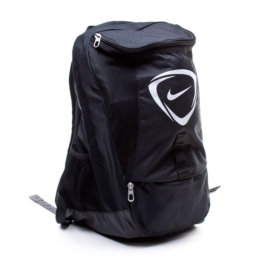 Backpack Nike Club Team Black-White - Football store Fútbol Emotion d3e29d66e1f2b