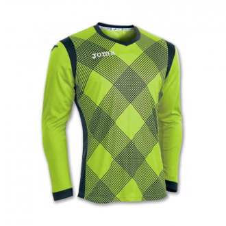 Jersey  Joma m/l Derby Fluorescent green-Black