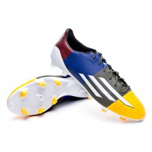adizero F50 TRX FG Messi Solar gold-Earth green