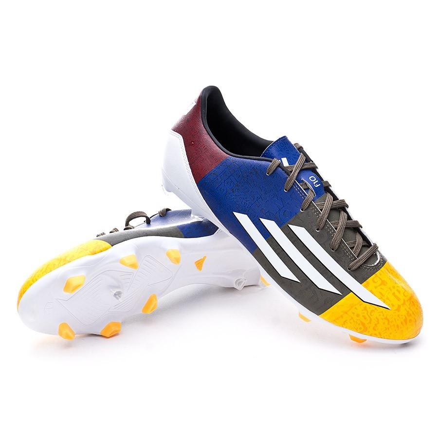 brand new 24c43 161cf adidas F10 TRX FG Messi Boot