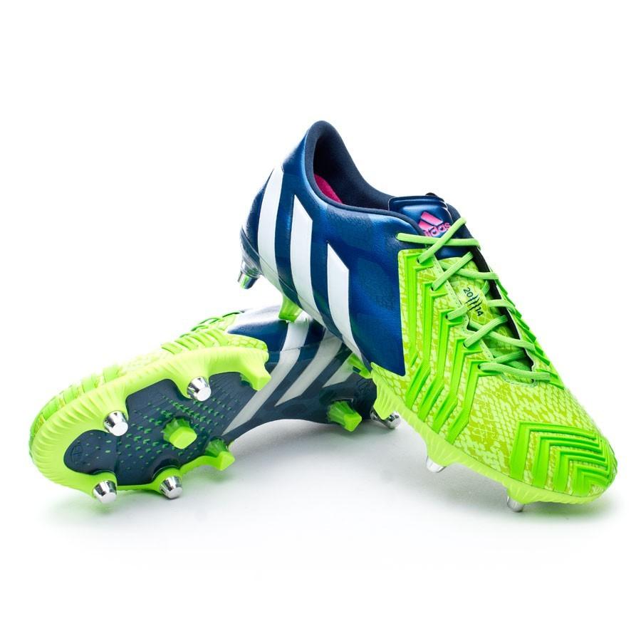 1a9cda6a44ef Football Boots adidas Predator Instinct XTRX SG Rich blue-White ...