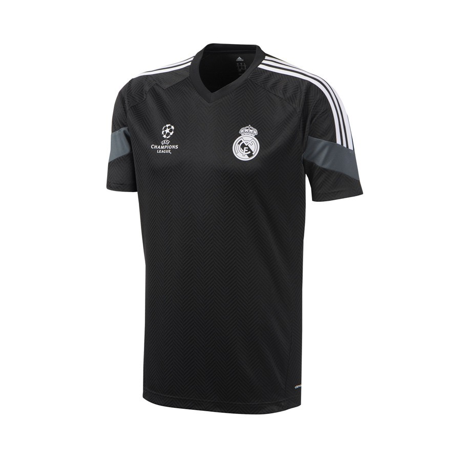 57ba377e adidas Training Real Madrid 3ª 2014-2015 Jersey. Black reference no.