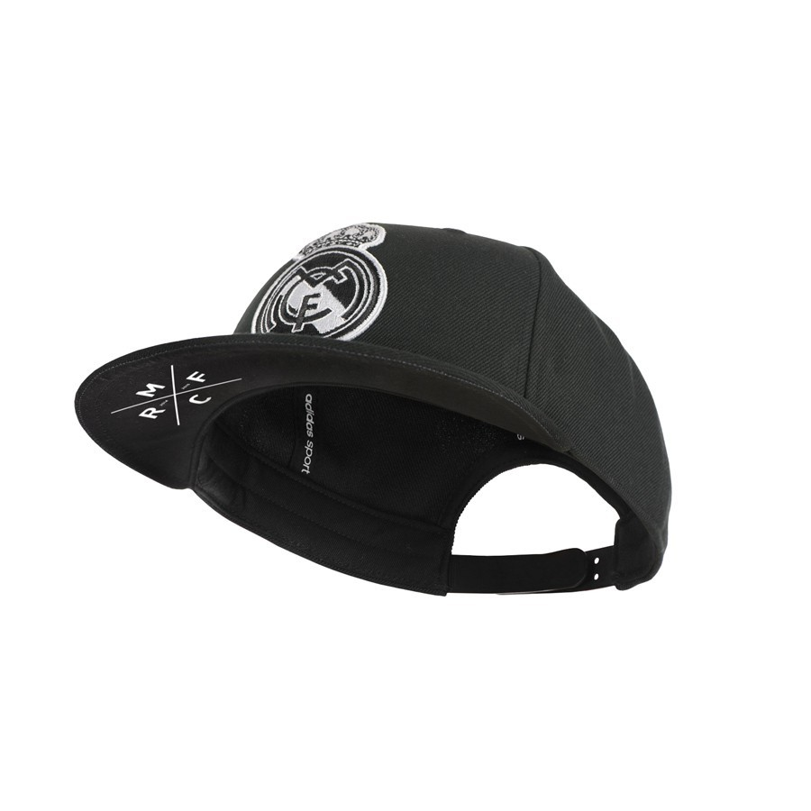 be9d6aec902c7 Cap adidas Real Madrid Black - Football store Fútbol Emotion