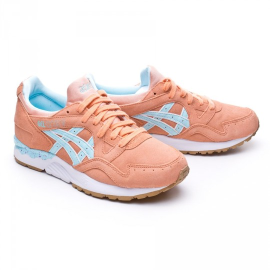 140ee52b7b3b Trainers Asics Gel-Lyte V Mujer Coral reef-Clear water - Football store  Fútbol Emotion