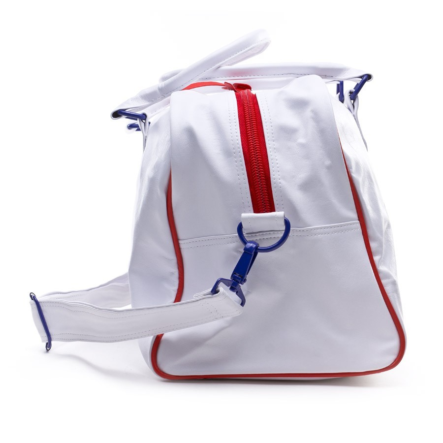 Blueberry White Holdall Bolsa Real Duffel Tiger Onitsuka xSv4wnqY0