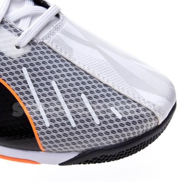 071d4b739 Futsal Boot Puma Neon Lite 2.0 White-Black-Fluor flash orange - Football  store Fútbol Emotion