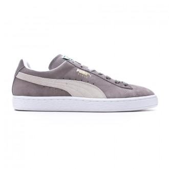 Scarpe  Puma Scamosciata Classic + Steeple gray-White