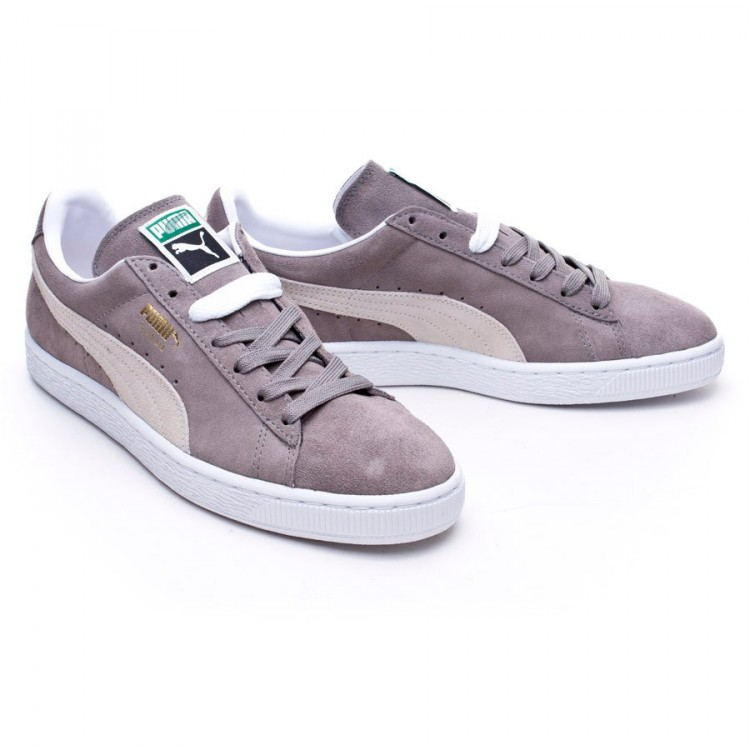 9205047d22 Trainers Puma Suede Classic + Steeple gray-White - Soloporteros es ...