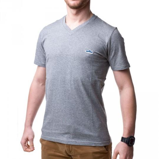 Camiseta  Puma Suede Medium gry heather