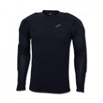 Camiseta  Joma Protect M/L Negra