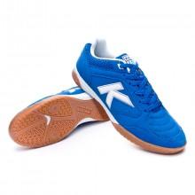 Sapatilha de Futsal Precision Royal-Branco