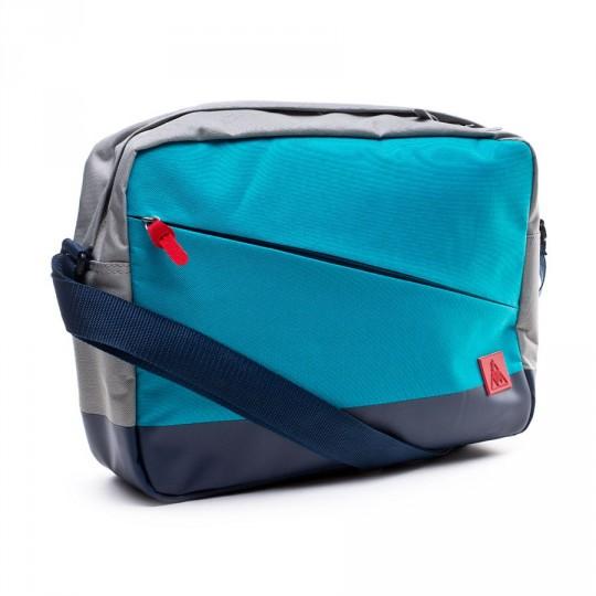 Bolsa  Le coq sportif Reporter inspired Tile blue-Dress blues-Beton