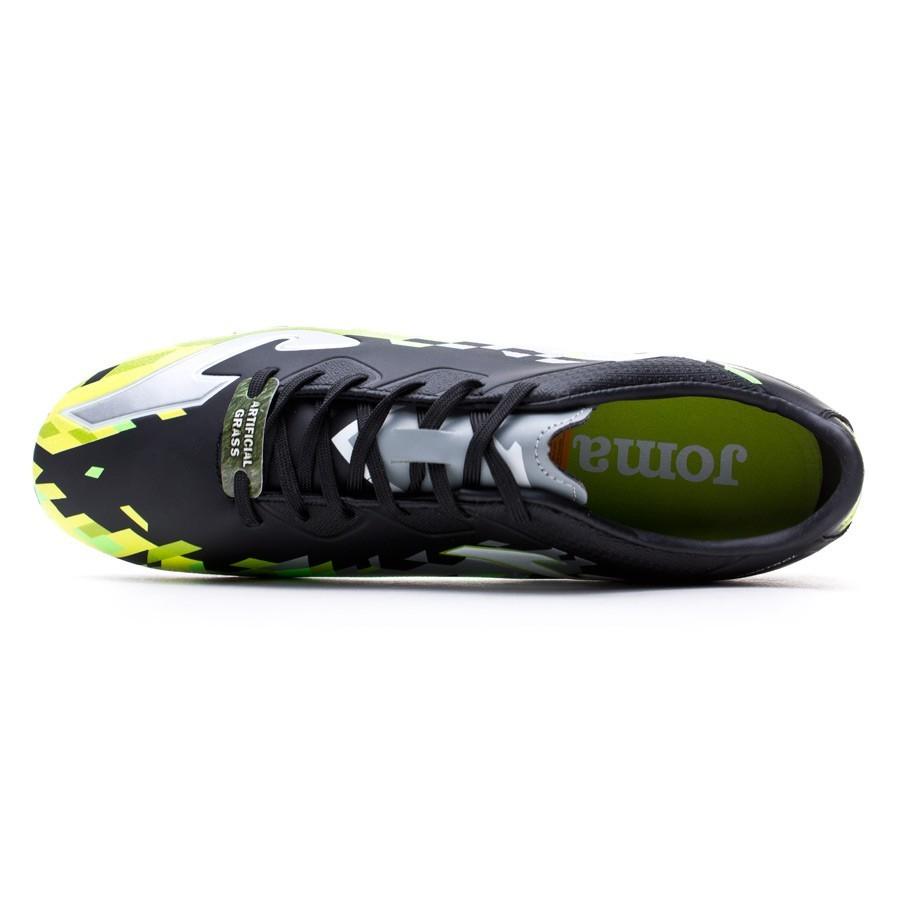 Bota de fútbol Joma Propulsion 3.0 AG Negro - Soloporteros es ahora ... 685016d49ea22