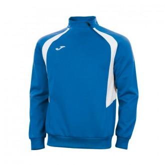 Sweatshirt Joma Champion III Royal-Branco