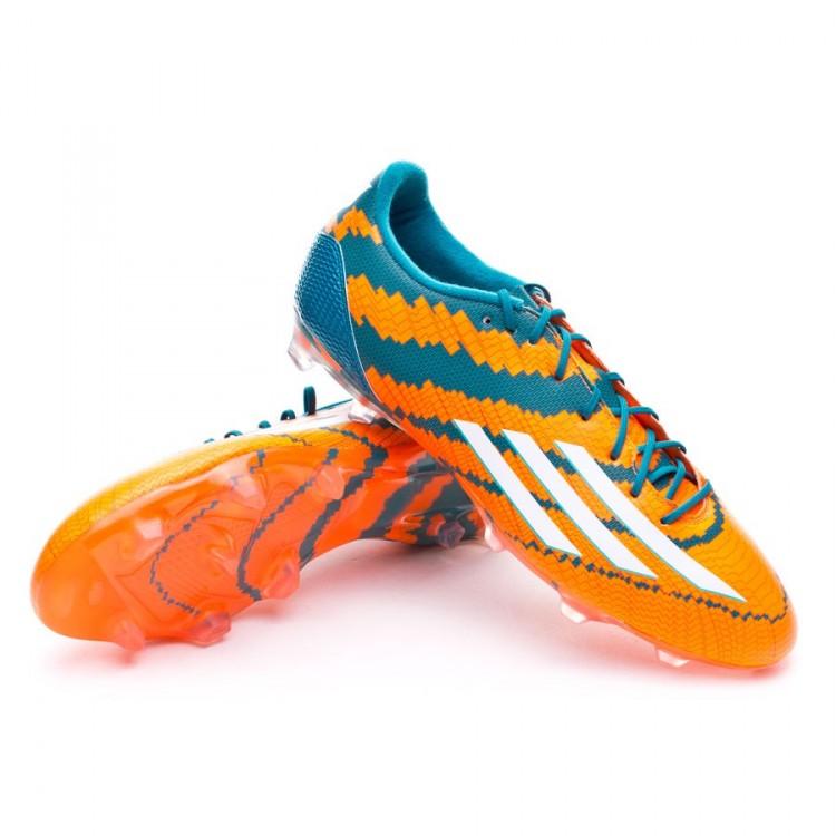 timeless design 7489a 3e547 bota-adidas-messi-10.2-trx-fg-power-teal-