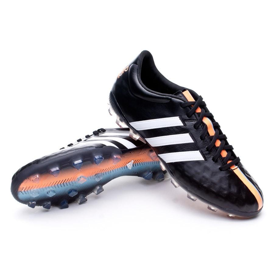 Boot Adidas Flash Adipure 11Pro Trx Ag Nero Flash Adidas Bianco Arancio Football 02122f