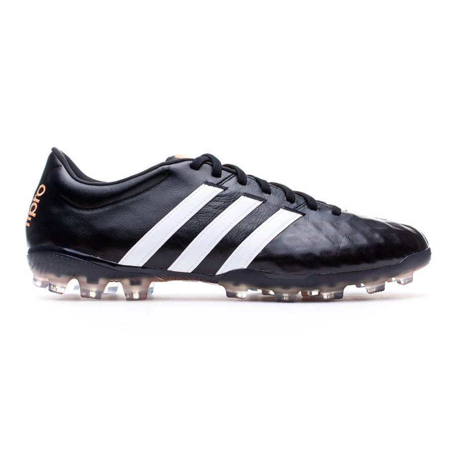 261a4ba0c Football Boots adidas adipure 11Pro TRX AG Black-White-Flash orange -  Football store Fútbol Emotion