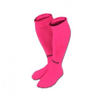 Football Socks  Joma Classic II Rosa Flúor