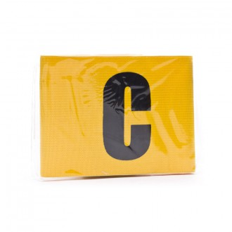 Captain's Armband Mercury Yellow Yellow