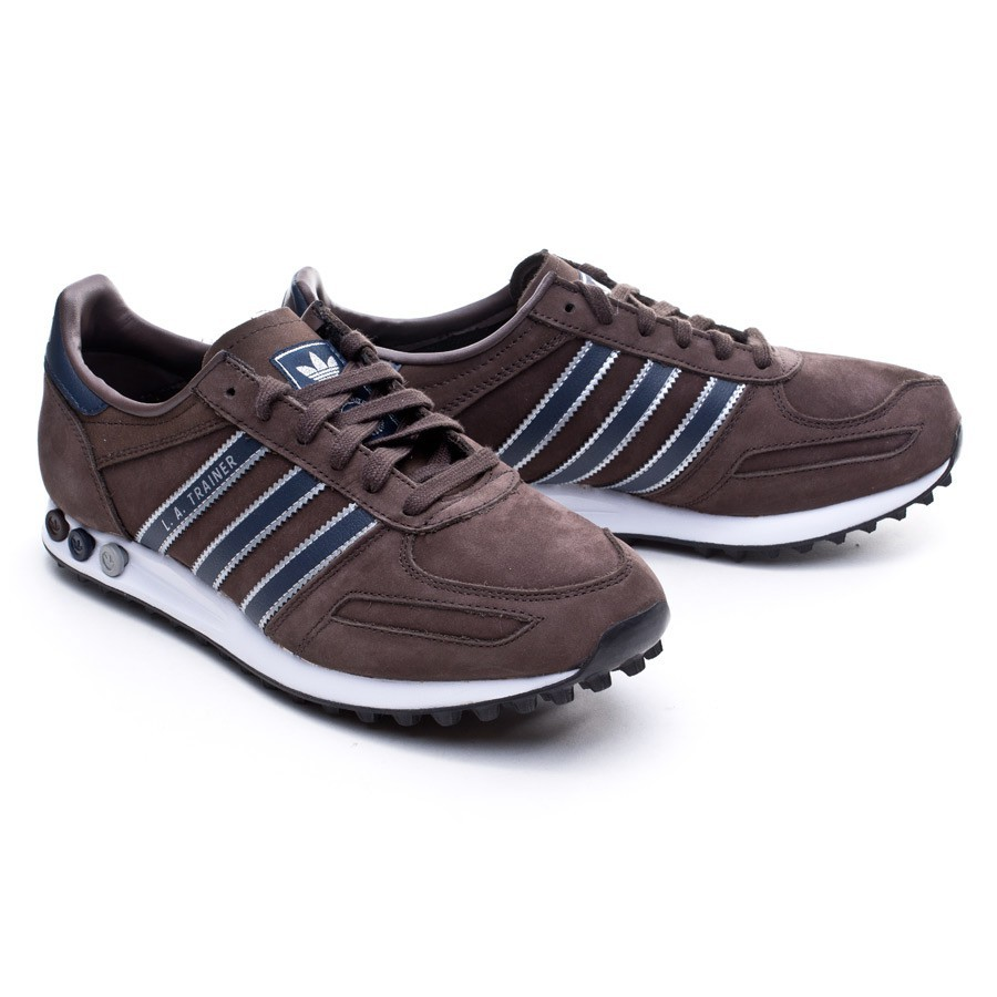 best website 0c189 fa5e3 adidas LA Trainer Trainers