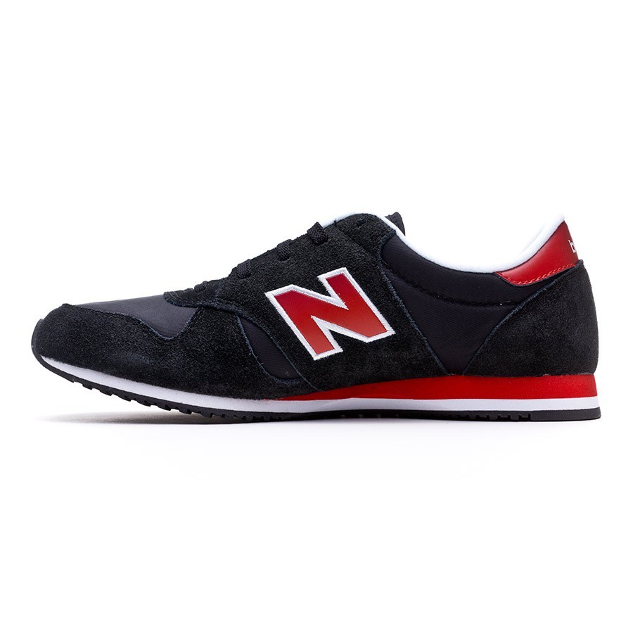 Trainers New Balance 400 Black-Red - Football store Fútbol Emotion 0459b86ea