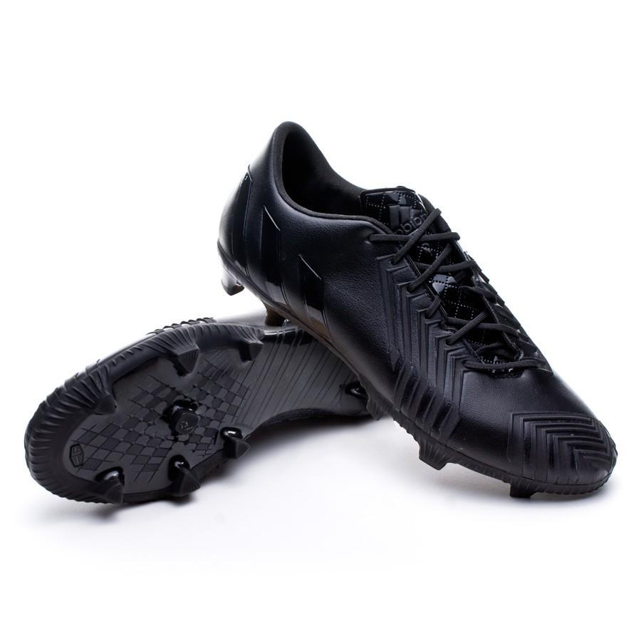 26bdd679b3eb Football Boots adidas Predator Instinct TRX FG Black Pack Black ...