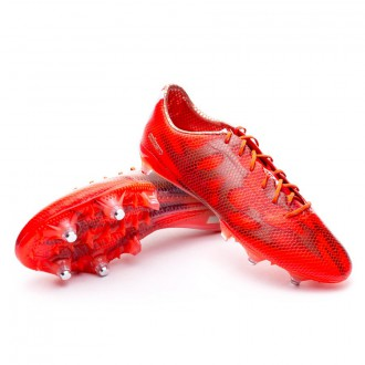 adizero F50 XTRX SG Solar red-White-Black