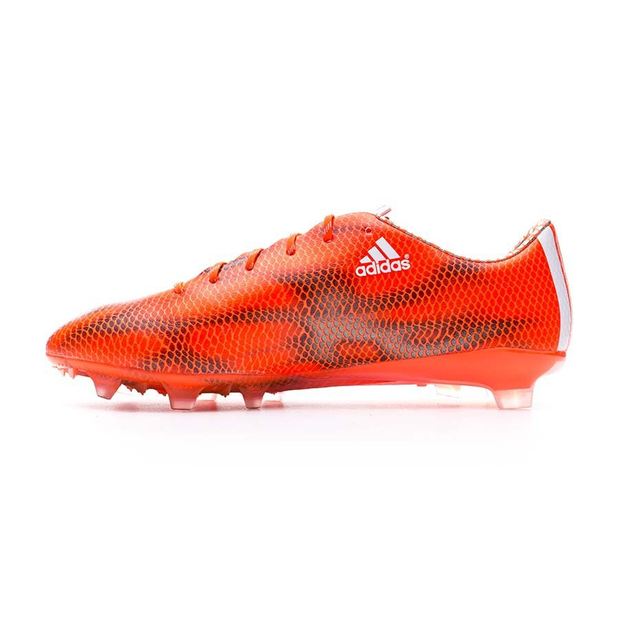 de822f55192 Football Boots adidas adizero F50 TRX FG Solar red-White-Black - Football  store Fútbol Emotion