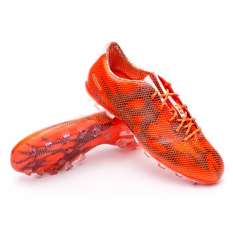 adizero F50 TRX AG Solar red-White-Black