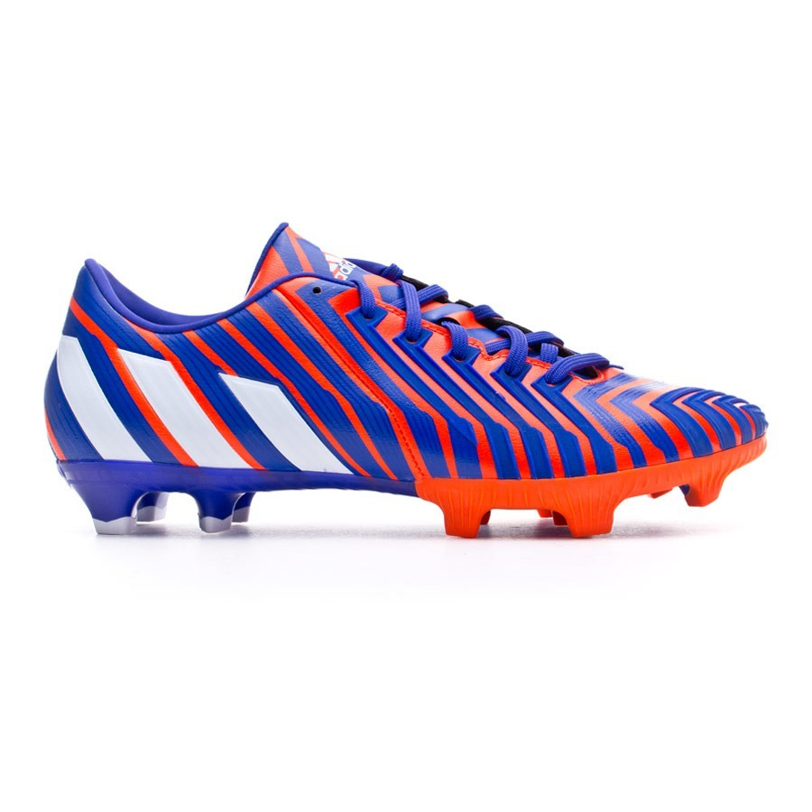 361fc0dd449f Football Boots adidas Predator Absolion Instinct FG Solar red-White-Night  flash - Football store Fútbol Emotion