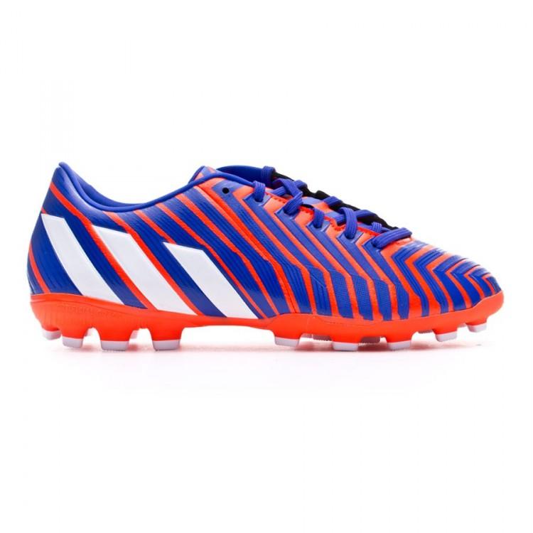 quality design 6c363 30c72 bota-adidas-predator-absolado-instinct-ag-solar-red-