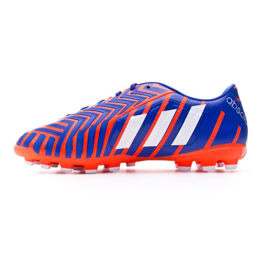 81b54cc7e8ee Football Boots adidas Predator Absolado Instinct AG Solar red-White-Night  flash - Football store Fútbol Emotion