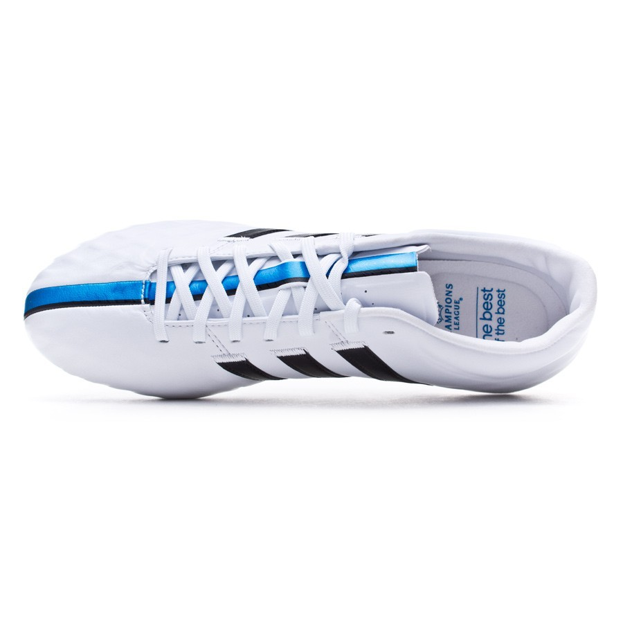 brand new 9f9e3 9d5b8 ... Bota adipure 11Pro XTRX SG White-Black-Solar blue. CATEGORY