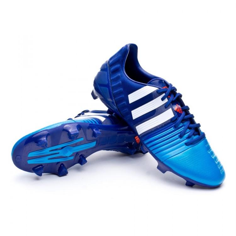 Boot adidas Nitrocharge 2.0 TRX FG Amazon purple-White-Solar blue ... 132c3748636a6