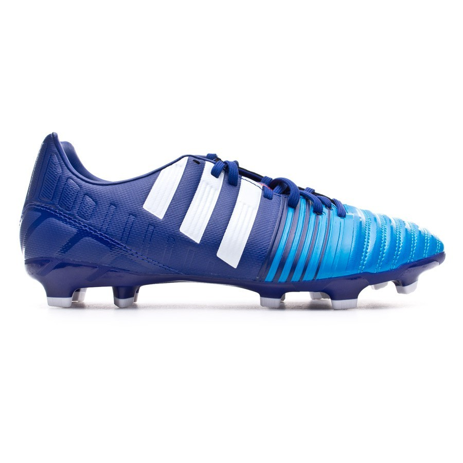 best website a2b61 f556a Boot adidas Nitrocharge 3.0 TRX FG Amazon purple-White-Solar blue -  Football store Fútbol Emotion