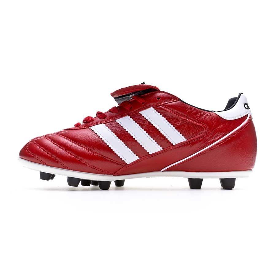 football boots adidas kaiser 5 liga power red white black. Black Bedroom Furniture Sets. Home Design Ideas
