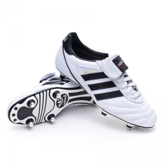 Chaussure  adidas Kaiser 5 Cup White-Black-Black