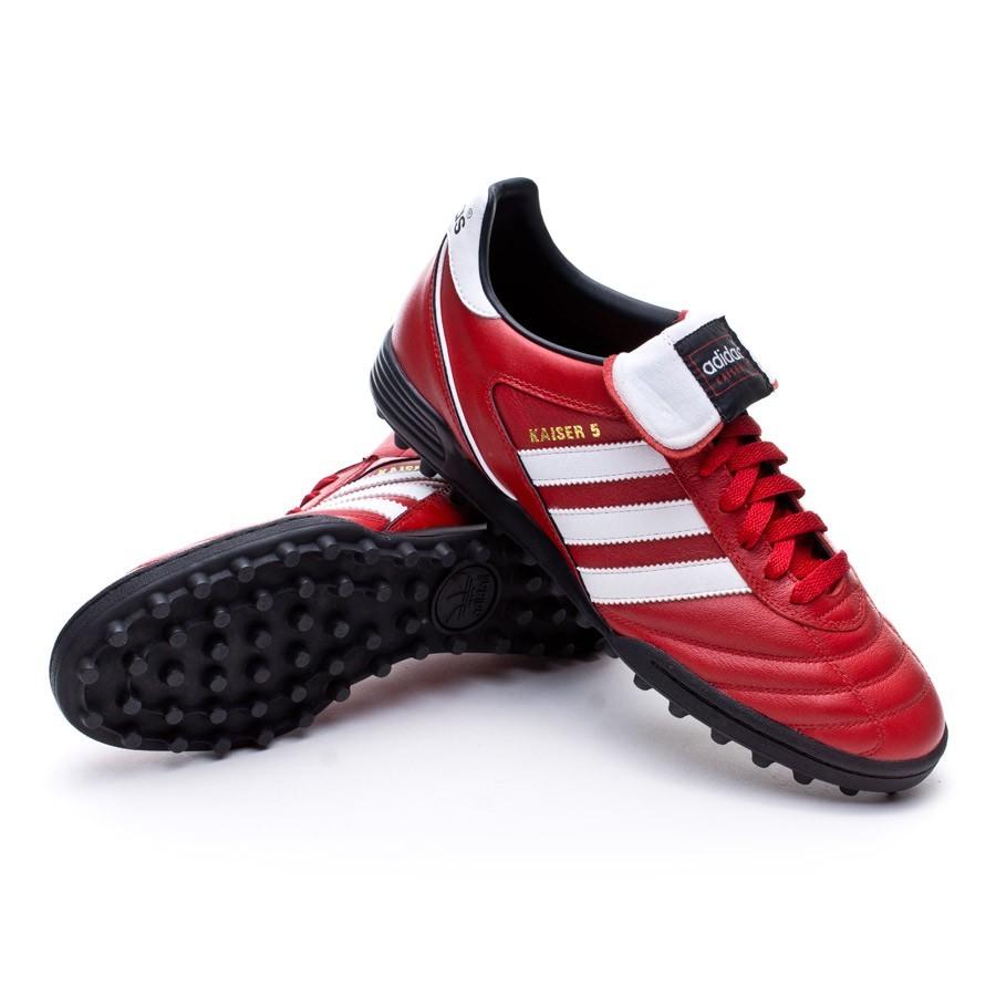 bf890282fc5e Football Boots adidas Kaiser 5 Team Power red-White-Black - Football ...