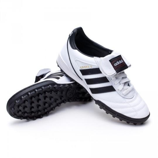 Chuteira  adidas Kaiser 5 Team White-Black-Black