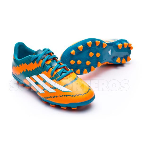 Chuteira adidas Messi 10.3 TRX AG Criança Power teal-White-Solar orange -  Loja de futebol Fútbol Emotion f7acddeae2b9f