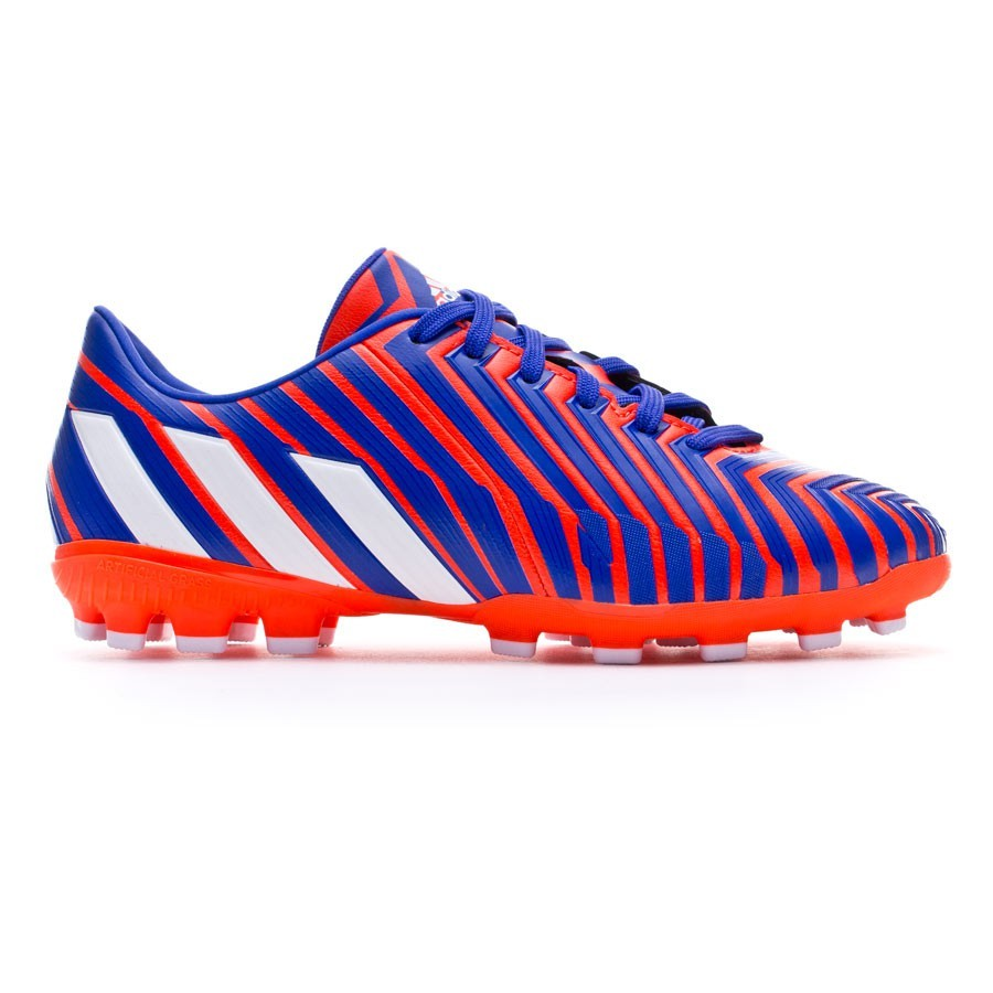 a2e5957b4e8c ... discount boot adidas jr predator absolado instinct ag solar red white  night flash leaked soccer d2b6f
