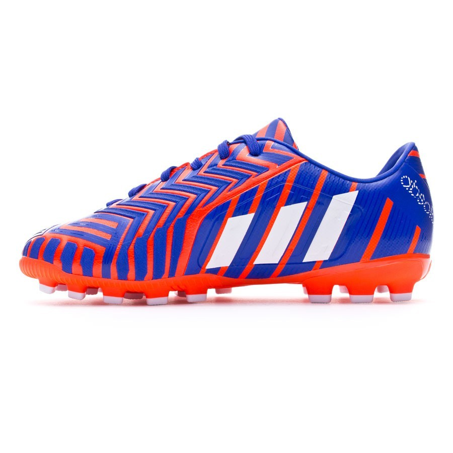 461a59a21fc7 ... Bota Predator Absolado Instinct AG Niño Solar red-White-Night flash.  CATEGORY. Football boots · adidas football boots