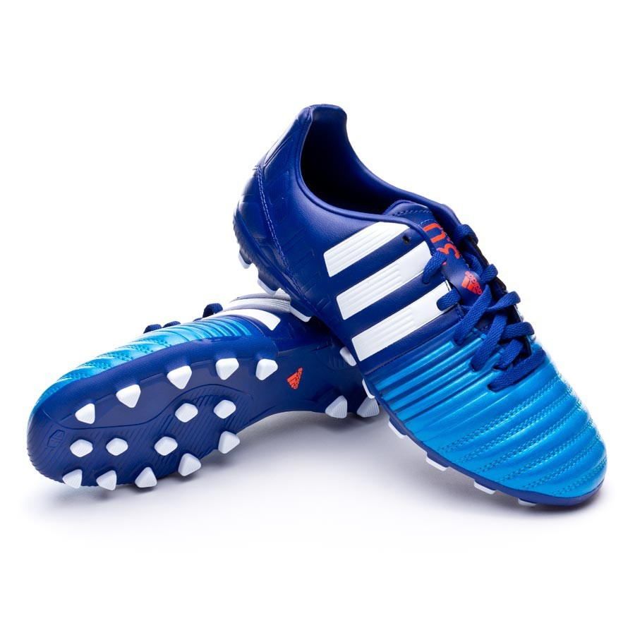 c528ed0a2 ... Bota Nitrocharge 3.0 TRX AG Niño Amazon purple-White-Solar blue.  CATEGORY. Football Boots · adidas boots
