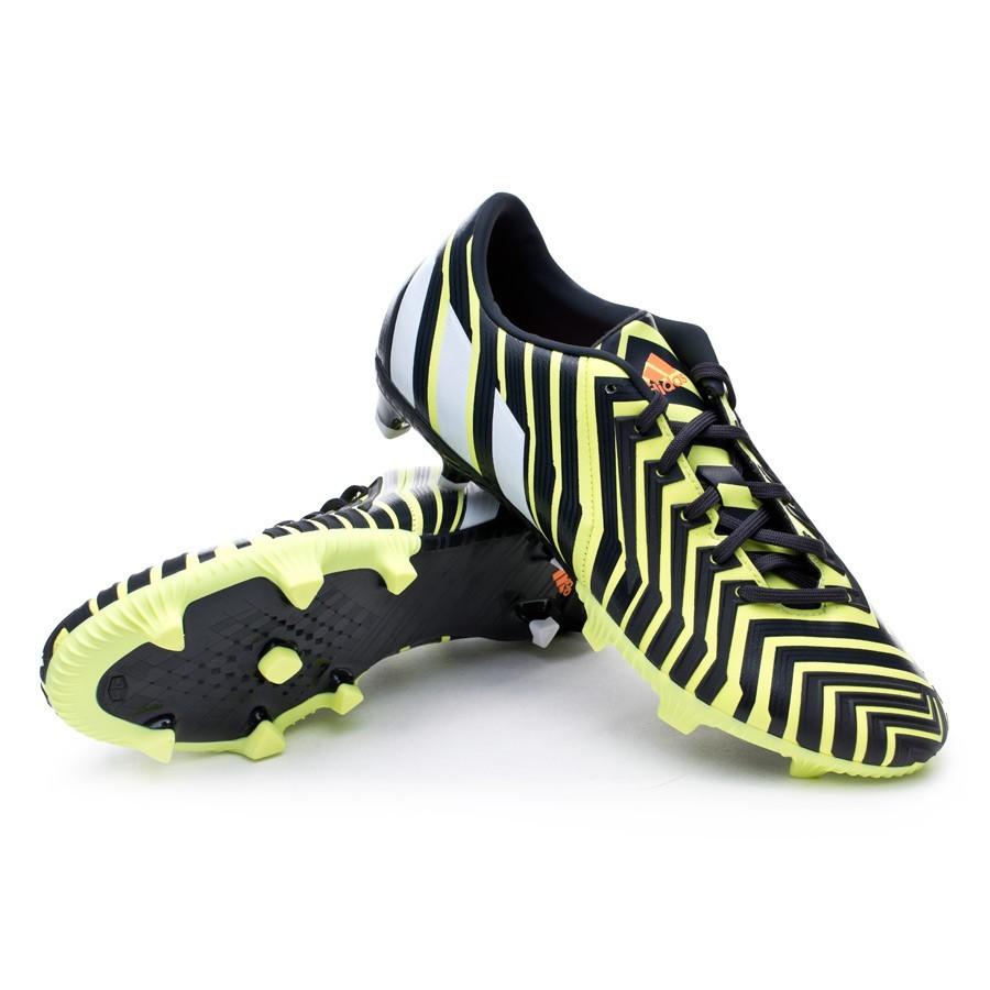 san francisco 6d205 3afce ... ebay bota de fútbol adidas predator absolion instinct fg black solar  yellow soloporteros es ahora fútbol