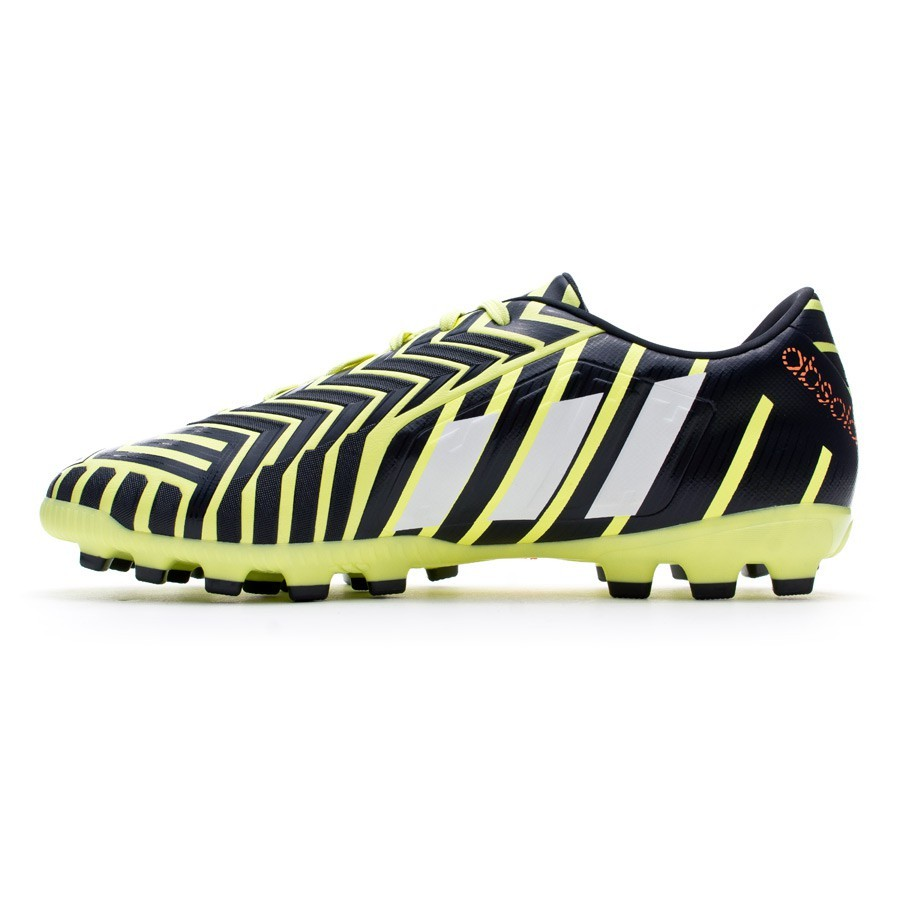 5df7edfca0e1 Football Boots adidas Predator Absolado Instinct AG Black-Solar yellow -  Tienda de fútbol Fútbol Emotion