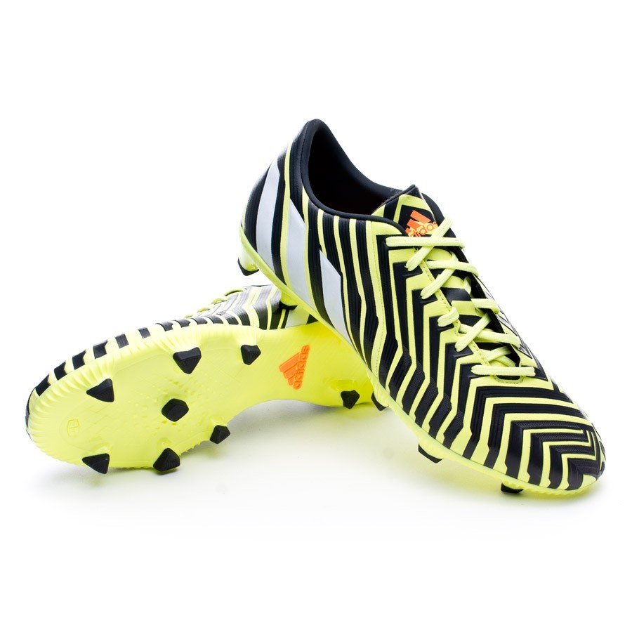 e78148742173 Football Boots adidas Predator Absolado Instinct FG Black-Solar ...