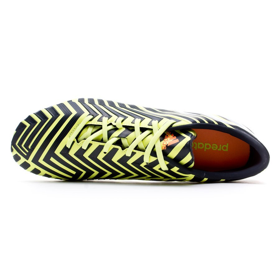 f9db3db064a5 Football Boots adidas Predator Absolado Instinct FG Black-Solar yellow -  Football store Fútbol Emotion